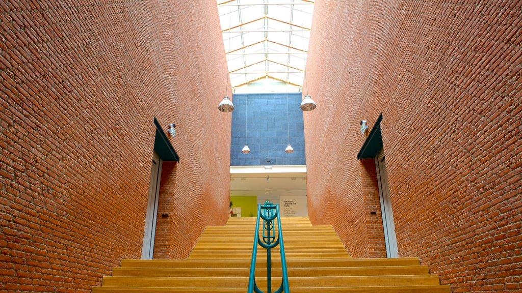 Bonnefanten Museum which includes interior views