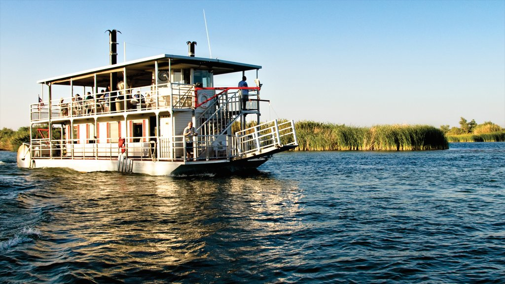 Yuma which includes a ferry and a river or creek