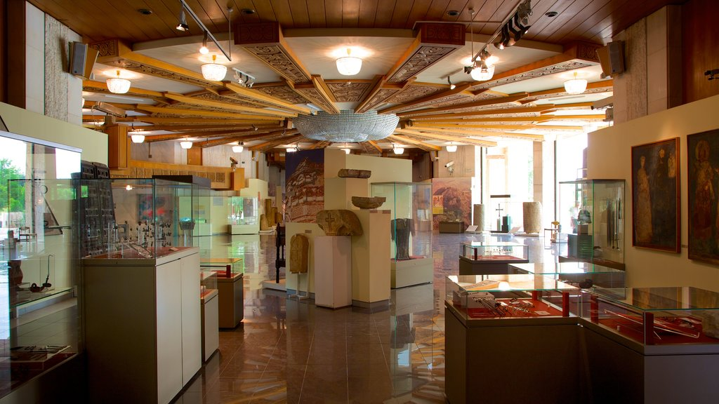 National Museum of History which includes interior views