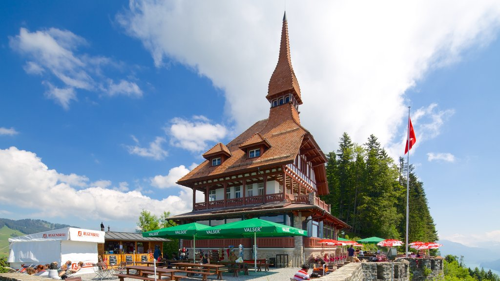 Interlaken featuring heritage architecture