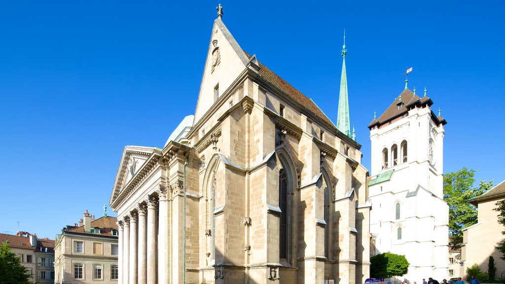 Saint-Pierre Cathedral which includes a church or cathedral