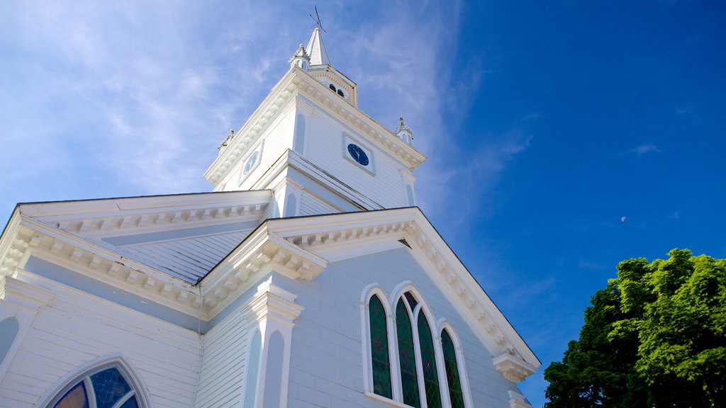 Antigonish featuring religious elements and a church or cathedral