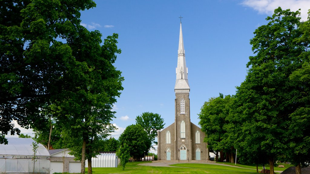 Westport featuring a church or cathedral and religious elements