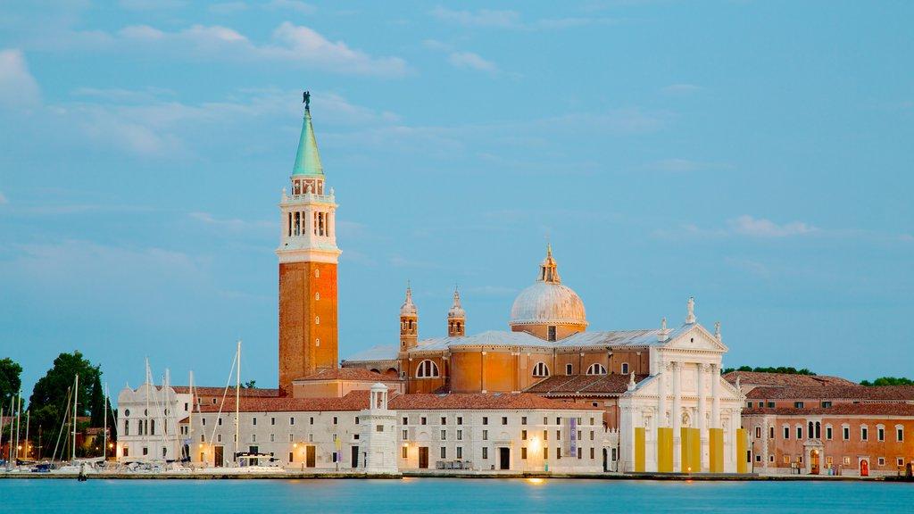 San Giorgio Maggiore showing heritage architecture