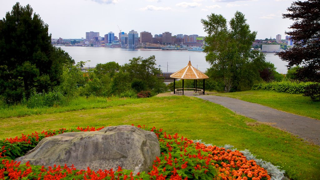 Dartmouth featuring a park