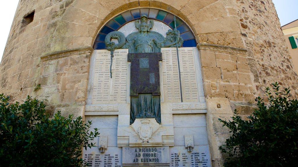 Alghero which includes heritage architecture
