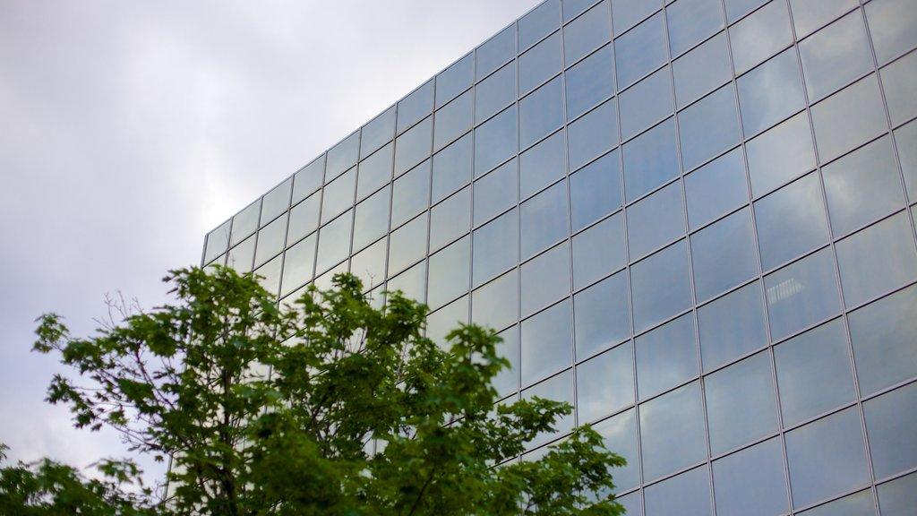 Sudbury featuring modern architecture