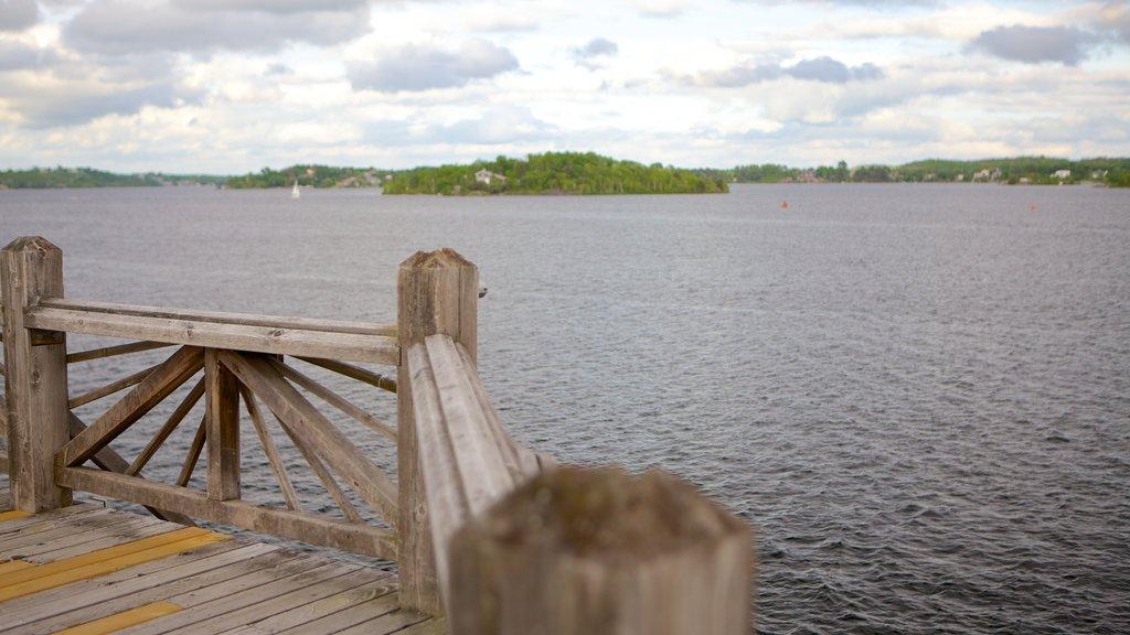 Sudbury which includes general coastal views