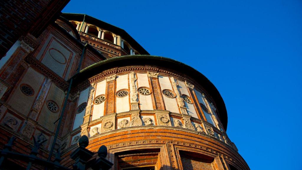 Santa Maria Delle Grazie featuring heritage architecture