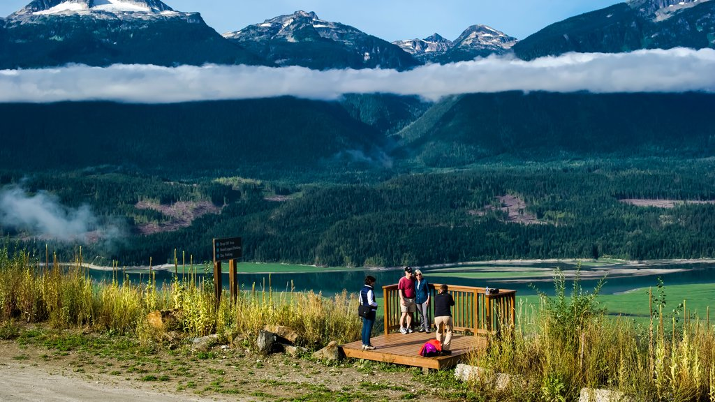 Revelstoke featuring hiking or walking, landscape views and a lake or waterhole