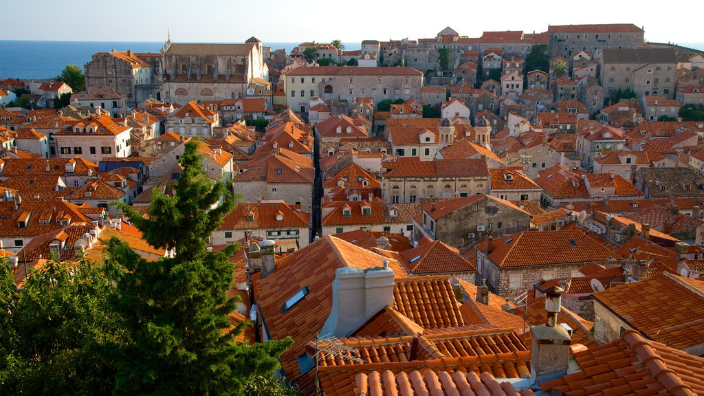 Dubrovnik - Southern Dalmatia featuring a city