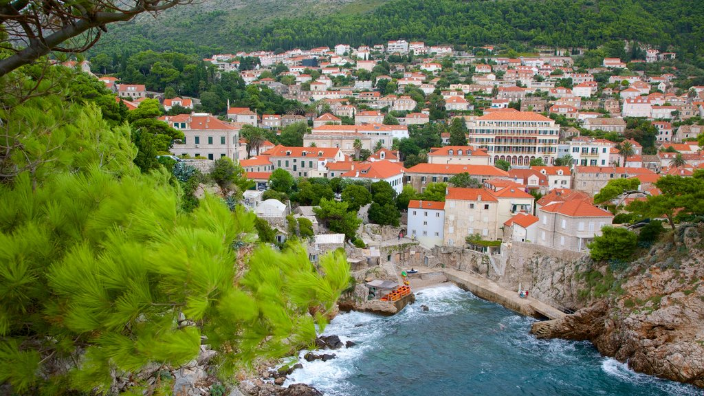 Dubrovnik - Southern Dalmatia which includes a coastal town