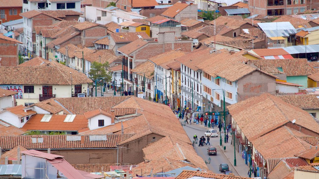 San Blas que incluye una ciudad
