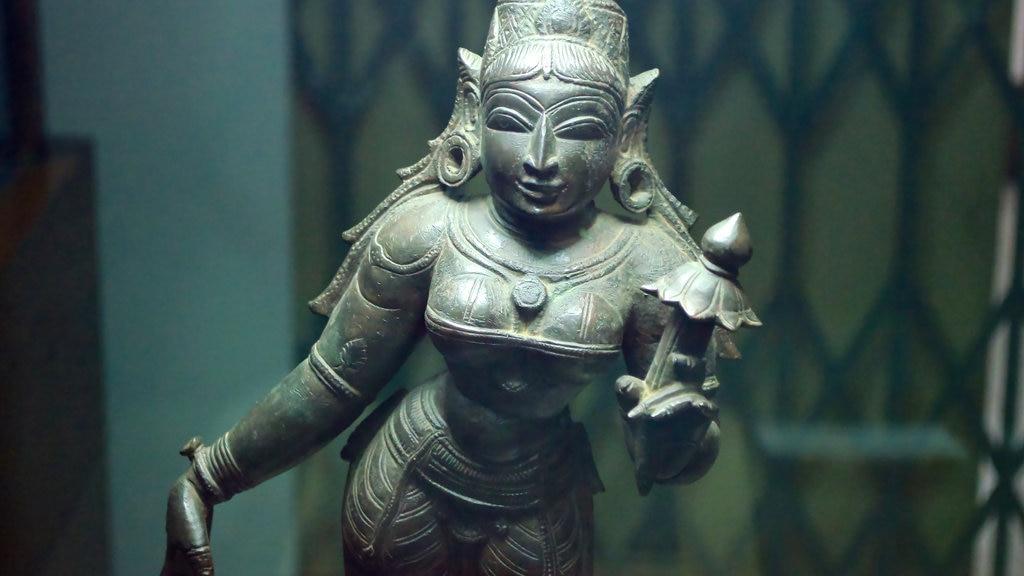 City Museum showing religious elements