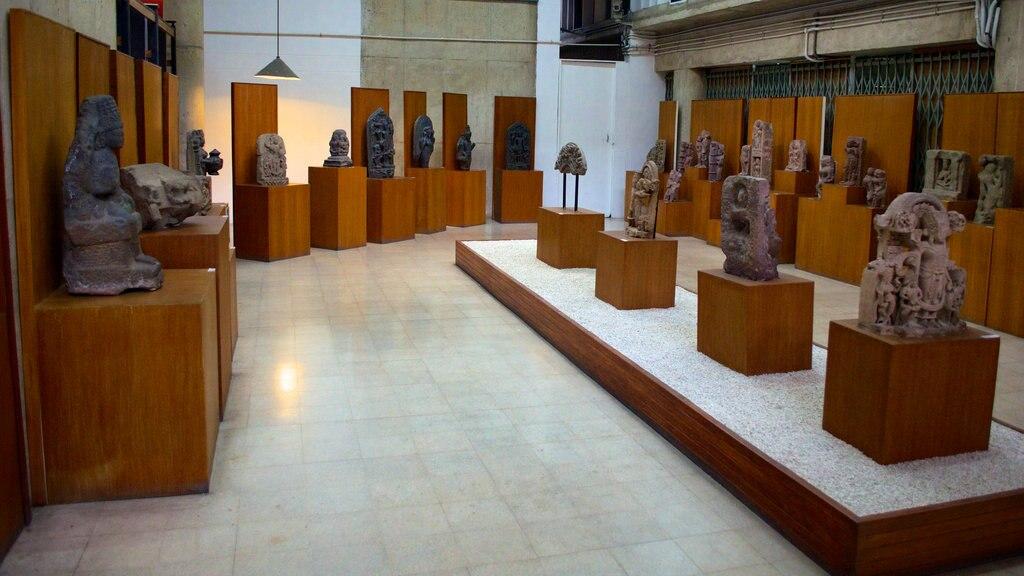 City Museum featuring interior views