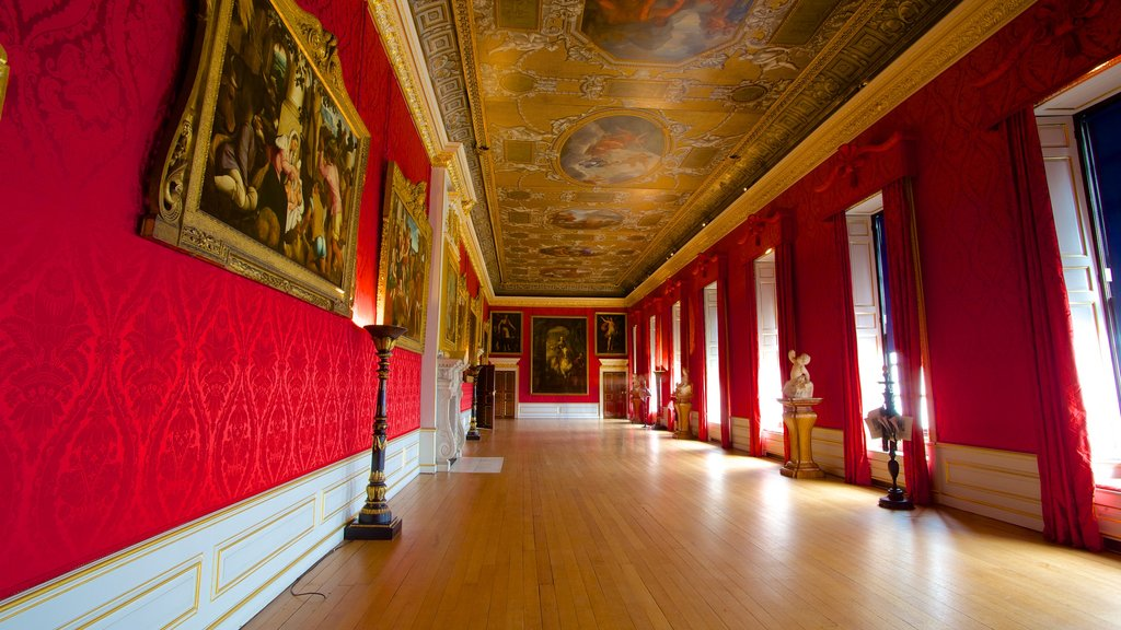 Kensington Palace which includes heritage elements, heritage architecture and chateau or palace