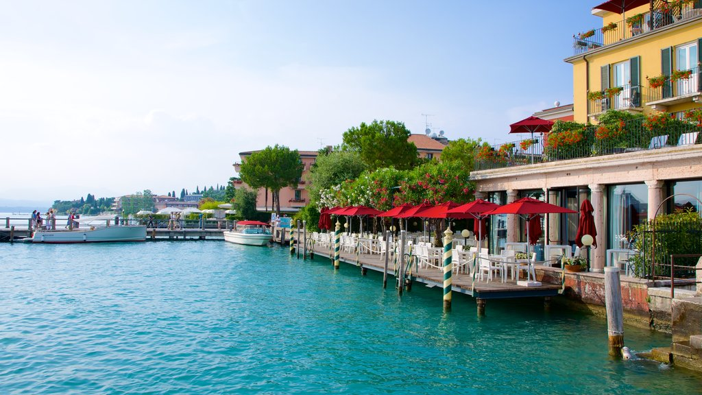 Sirmione featuring a lake or waterhole