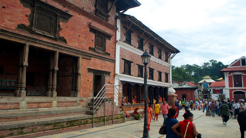 Pashupatinath Temple featuring a temple or place of worship
