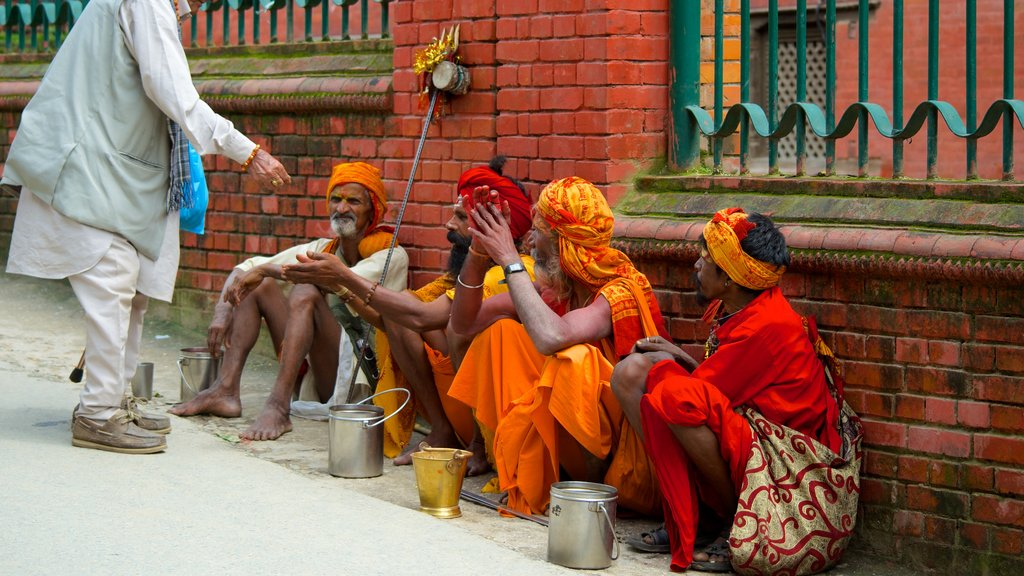 Pashupatinath Temple featuring religious aspects