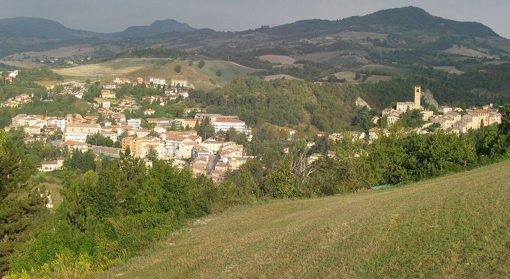 Macerata Feltria (by Toni Pecoraro - Public Domain)
