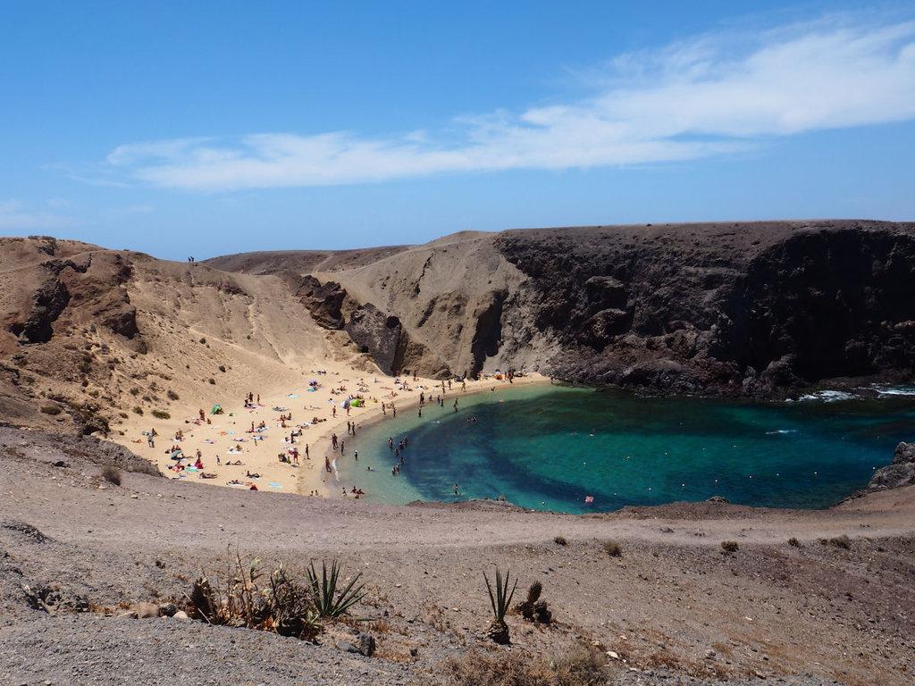 Playa del Papagayo - Silvia Romio Photography