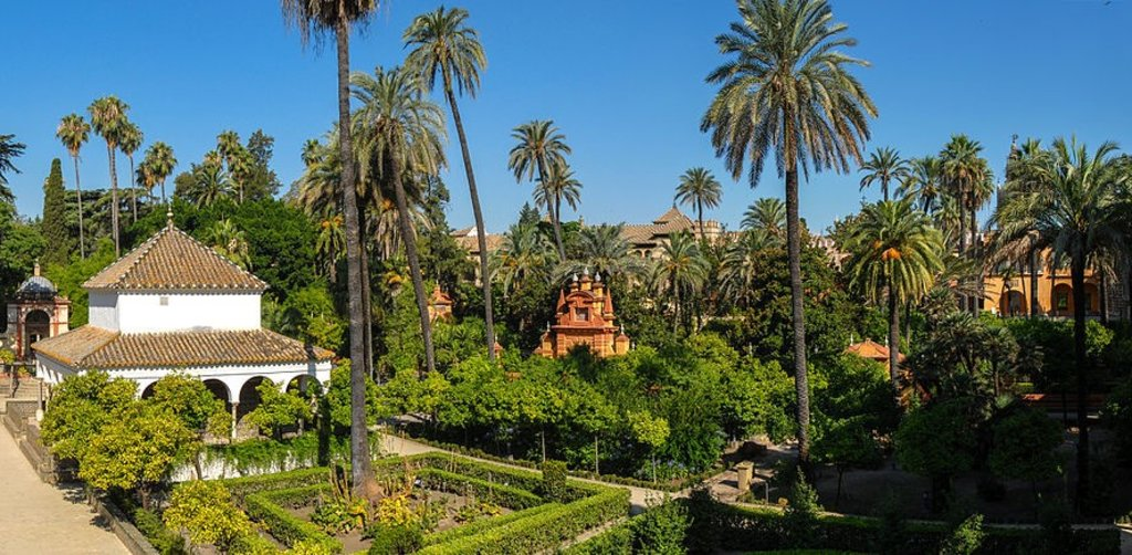 I Giardini dell'Alcazar - By Mihael Grmek - Own work, CC BY-SA 3.0, https://commons.wikimedia.org/w/index.php?curid=16851193