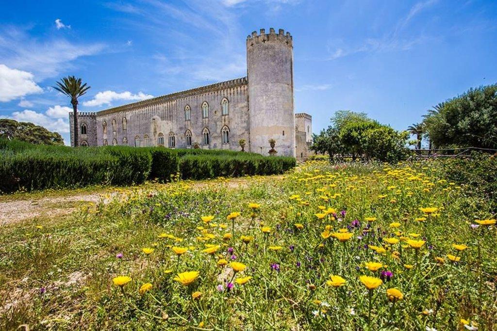 castello di Donnafugata - foto Giusy Vaccaro, autrice del blog www.ioamolasicilia.com