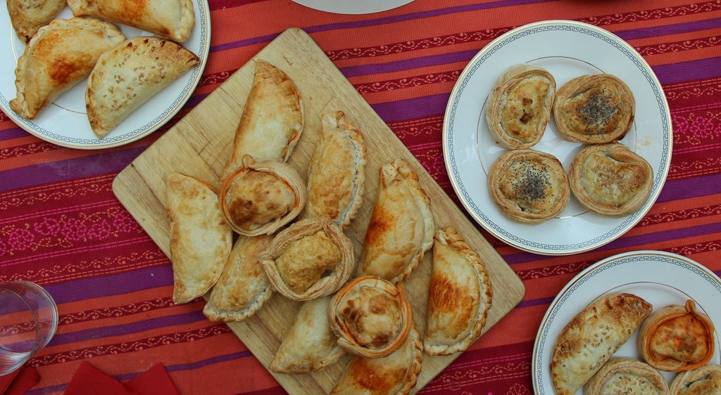 Empanadas di Rekons, ©Rekons (Antigua Granja Canigó)