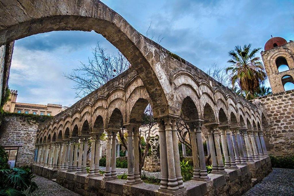 San Giovanni degli Eremiti - Courtesy of Giusy Vaccaro, autrice del blog www.ioamolasicilia.com