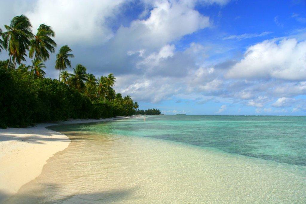 Tour tra gli atolli - Courtesy of Francesca Spano