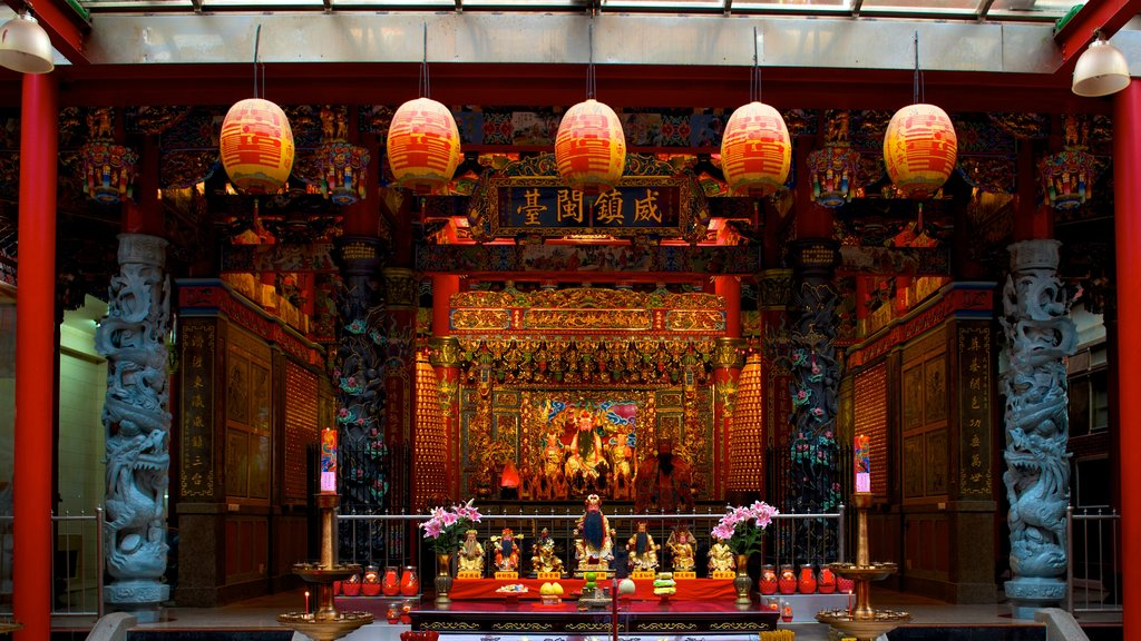 Dianji Temple which includes heritage elements and a temple or place of worship