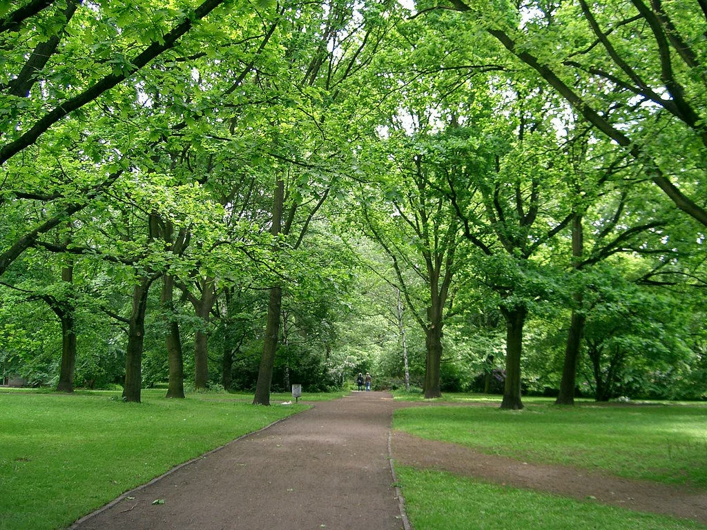 """Tiergarten"" by edwin.11 - Under Creative Commons License CC BY 2.0 (https://creativecommons.org/licenses/by/2.0/) - https://www.flickr.com/photos/edwin11/313679411"