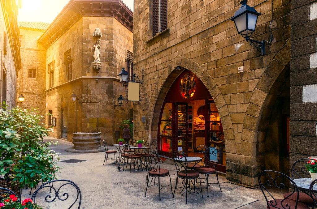 Barcellona Tavolini all