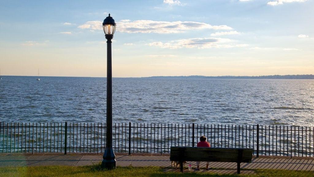 New Haven showing general coastal views
