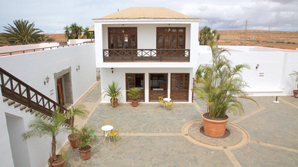 Antigua featuring a house