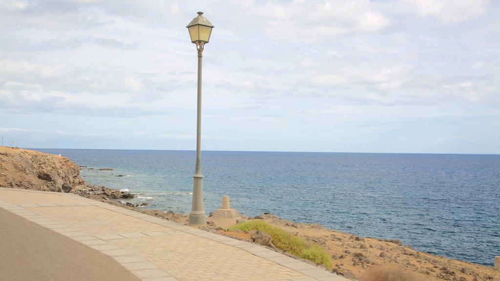 Costa de Antigua showing general coastal views