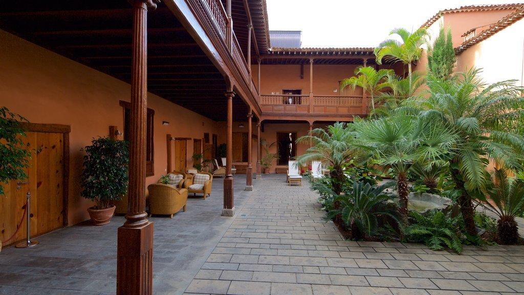 Garachico featuring heritage architecture