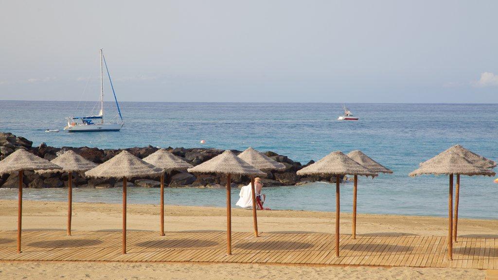 Las Vistas Beach featuring boating, general coastal views and a sandy beach