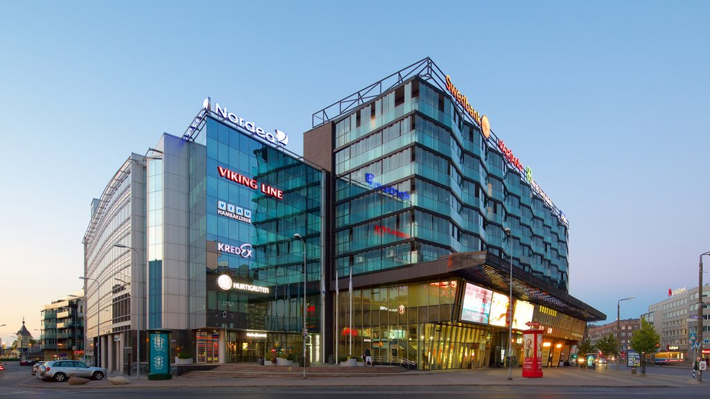 Rottermann Quarter which includes modern architecture