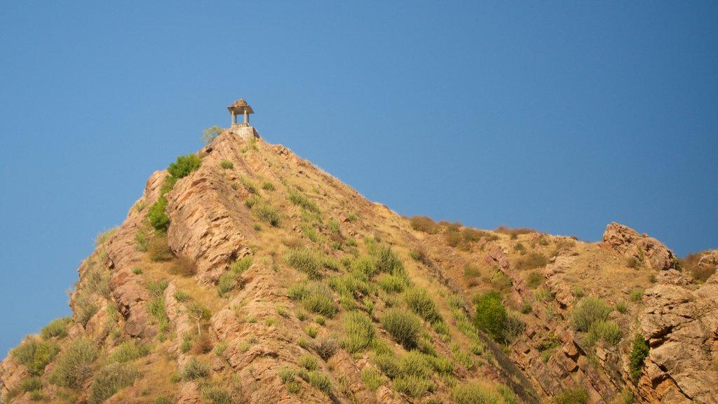 Parque Nacional Ranthambore que incluye escenas tranquilas