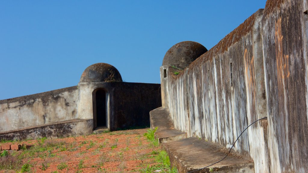Madikeri Fort which includes heritage elements