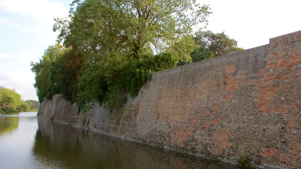 Ypres featuring a river or creek