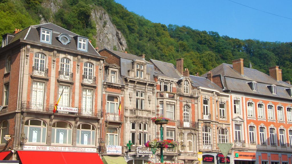 Dinant featuring heritage architecture