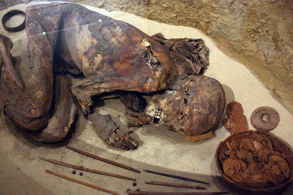 Datazione storia egizia
