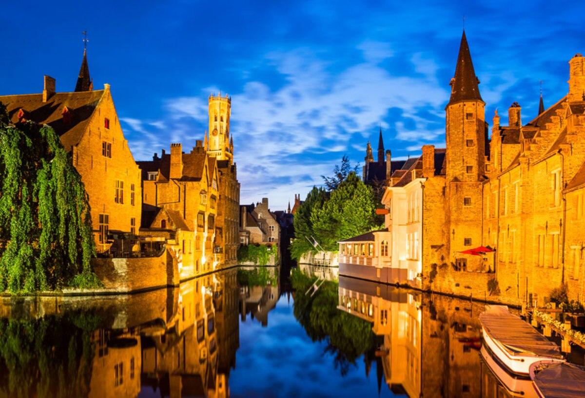 Le 20 Città Medievali Più Belle D Europa