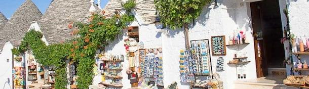 7 idee per un weekend romantico in Puglia