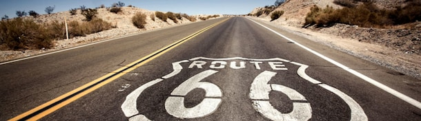 USA on the road: 10 itinerari di viaggio per il sogno americano
