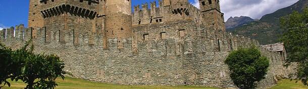 I 20 castelli medievali più belli d'Italia