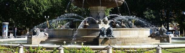 Aix-en-Provence, le charme méditerranéen