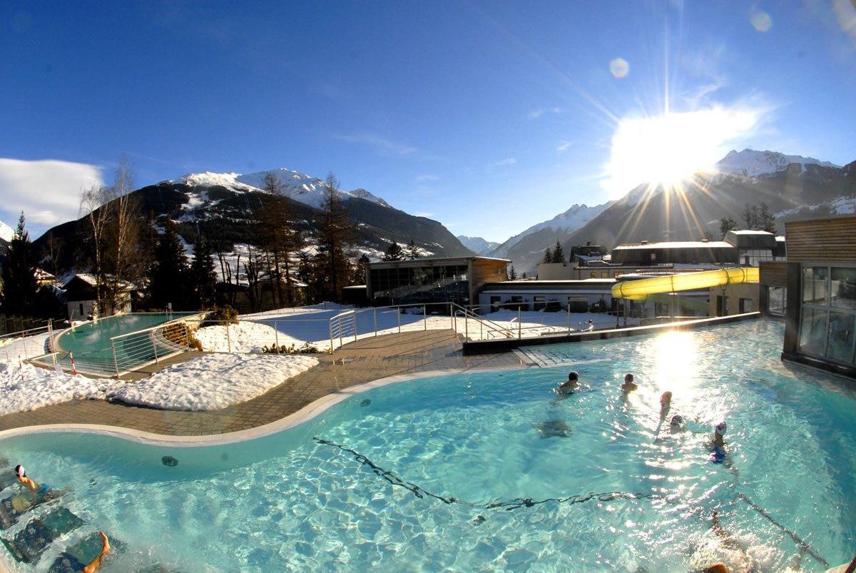 Piscine All Aperto Piemonte le 6 più belle terme in montagna